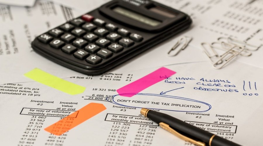 Don't wait until the tax return to talk to your accountant